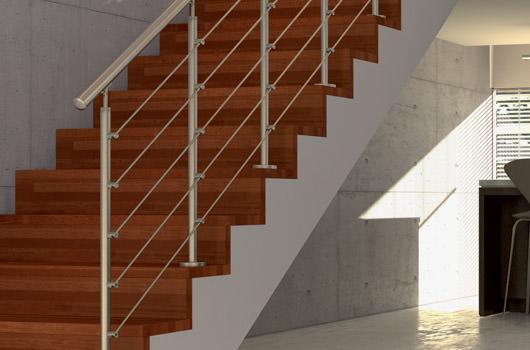 Railings rintal - Barandillas escaleras modernas ...