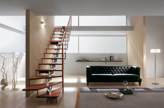 Open Staircases Rintal