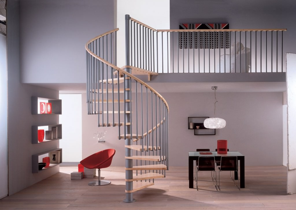 Spiral staircase rintal phola 06 - Scale a chiocciola ...